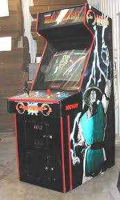 Mortal Kombat Arcade Machine Moves by Mortal Kombat Ii Videogame By Midway Games