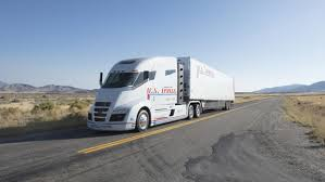 100 Trucking Companies In Arizona Behind The Deal How Nikola Motor Steered Its Trucking Technology To