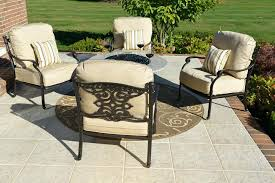 Patio Furniture Conversation Sets With Fire Pit by Patio Table Set With Fire Pit Image Of Patio Furniture Fire Pit