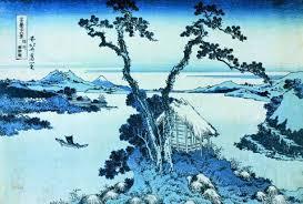 Traditional Japanese Art Hokusai Katsushika