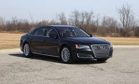 2012 Audi A8L W12 Road Test – Review – Car and Driver