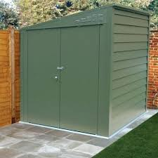 Rubbermaid Roughneck Storage Shed 5ft X 2ft by Small Storage Sheds Uk Garden Sheds Uk Grey Plastic Shed Small