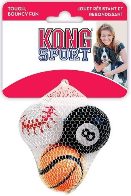 Kong Sport Balls Assorted Small Dog Toys