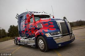 A Dedicated Father Creates The World's First Fan-built Optimus Prime ...