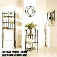 Practical Wrought Iron Wall Shelves Furniture Cool Ideas For Different Rooms A Vast