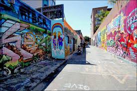 clarion alley wikipedia