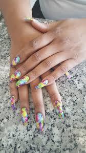 Nails Amazing Texas Nails Tip Designs & Ideas 2018 summer Nail
