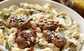 Olive Garden Shrimp Fettuccine Alfredo Calories Best Idea Garden