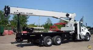 National 900A 26-Ton Boom Truck Crane For Sale Or Rent Trucks ...
