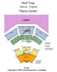 Celtic Woman Tickets Wolf Trap Seating Chart