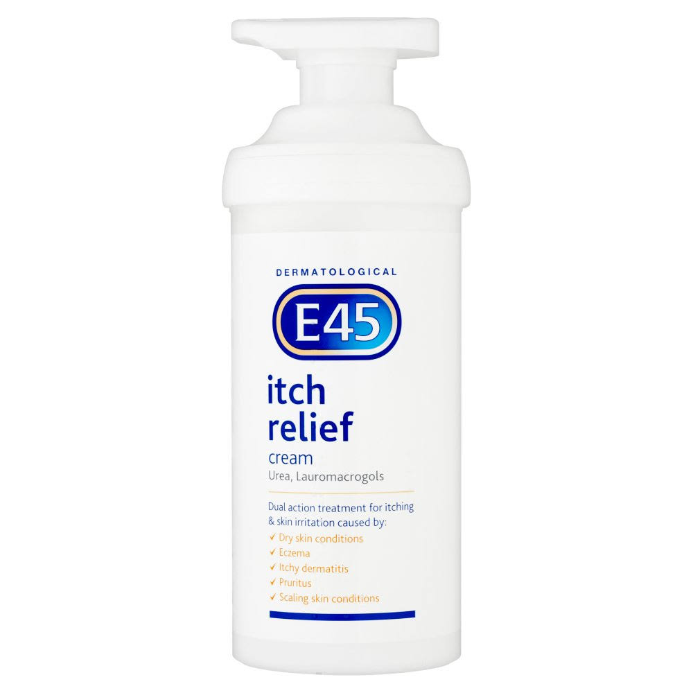 E45 Itch Relief Cream - 500g