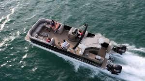 Pontoon Boat Sinks Nj by Premier 290 Grand Entertainer A Wide Beam Pontoon Boat Boats Com