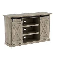 BellO Cottonwood TV Stand For TVs Up To 60 Ashland Pine
