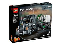 100 Directions For Trucks Mack Anthem 42078 Technic LEGO Shop