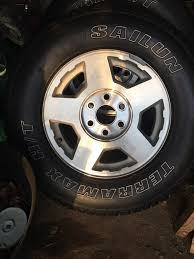 Blank Center Caps For Chevy 17s | Chevy Truck/Car Forum | GMC Truck ...