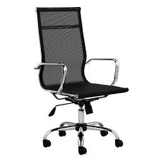 Milan Direct Eames Replica Mesh High Back Executive Office Chair ... Odessa High Back Executive Chair Adjustable Armrests Chrome Base Amazonbasics Black Review Youtube Back Chairleatherette Home Fniture On Carousell Shop Bodybilt 272508 Cosset Highback By Sertapedic Srj48965 Der300t1blk Derby Faux Leather Office 121 Jersey Faced Armchair Cheap Boss Transitional Highback Walmartcom Amazoncom Essentials Fabchair Ayrus With Ribbed Cushion Edge High Meshback Executive Chair With Lumbar Support Ofx Office