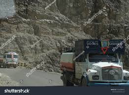 100 Valley Truck And Trailer Ladakh India Sep 12 2017 Stock Photo Edit Now 1054208816