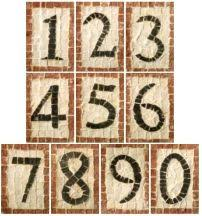 96 best tiles images on pinterest tiles house numbers and mosaics