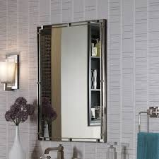 Wayfair Bathroom Mirror Cabinet by 14 Best Better Bathroom Mirror Cabinets Images On Pinterest