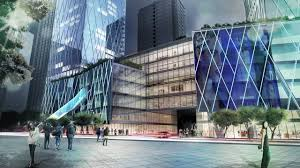100 Tighe Architecture TIGHE Kangde Center Chongqing China