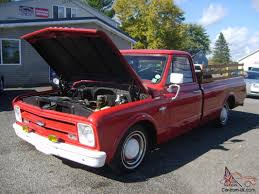 1967 Chevrolet C10, GMC 68, 69, 70, 71, Pickup, Cruiser,