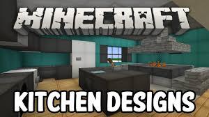 Minecraft Xbox 360 Living Room Designs by Minecraft Interior Design Kitchen Edition Youtube