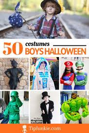 50 Boys Halloween Costumes To Make – Tip Junkie