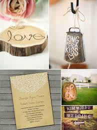 Rustic Wedding Invitations And Ideas For Country Weddings 2014