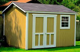 Amish Made Storage Sheds by Mini Barns Storage Sheds Built On Your Site Five Year Warranty