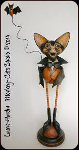 Lori Mitchell Halloween Sale by Laurie Hardin Halloween Art