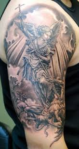 Angel In The Sky Tattoo