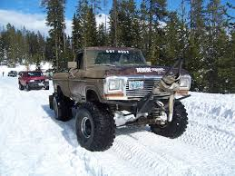Post You Lifted 70s Model Ford F100,f150,f250,f350 [Archive] - The ...