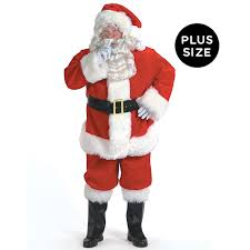 Halloween Express Locations Milwaukee Wi by Professional Santa Suit 2x Plus Size Costume Buycostumes Com