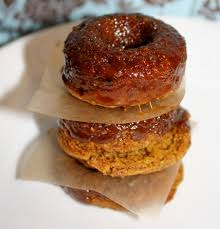 Healthy Pumpkin Desserts by Healthy Pumpkin Donuts Gluten Free U0026 Vegan Tessa The Domestic Diva