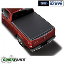 100 F 150 Truck Bed Cover 2015 Ord Soft Roll Up Tonneau Waterproof Dog