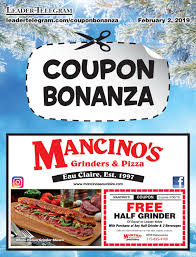 Coupon Bonanza | February 2019 By Leader Telegram - Issuu Coupons Pizza Guys Ritz Crackers Hungry For Today Is National Pepperoni Pizza Day Here Are Guys Pizzaguys Twitter Coupon Guy Aliexpress Coupon Code 2018 Pasta Wings Salads Owensboro Ky By The Guy Dominos Vs Hut Crowning Fastfood King First We Wise In Columbia Mo Jpjc Enterprises Guys Pizza Cleveland Oh Local August 2019 Delivery Promotions 2 22 With Free Sides Singapore Flyers Codes Coupon Coupons Late Deals Richmond Rosatis
