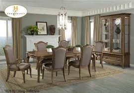 Product Code MZ 1828 92 Material Solid Wood Formal Dining Table