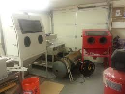Blast Cabinet Harbor Freight by Footswitch Operated Sandblasting System 4 Steps With Pictures