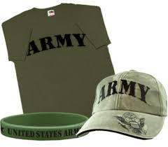 army cap army t shirt army wristband rushindustries