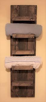 Towel Rack Bathroom Shelf Shelves