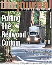 parting the redwood curtain slideshows north coast journal