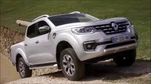 100 New Truck Reviews Pickup 2018 Renault Alaskan Interior Exterior Review