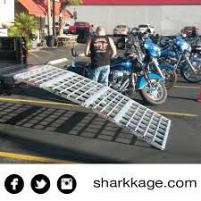 Loading Ramp Shark Kage Motorcycles | Shark Kage | Pinterest ... Truck Ramp Attachments Ramps By Reese Youtube Erickson 6 Ft Loading Reliable Mobility Amazoncom Black Widow Afl9012 Folding Motorcycle1 Pack Omega Lift Equipment 20ton Capacity Pair Model Cheap Recovery Find Deals On Line Forklift Vs Medlin Steel Plate Unloading With Solid Tire Buy Pallet The People Atv Northern Tool Better Built Alinum Arched 1500 Lb Set Of 2 Atv Madramps Mad