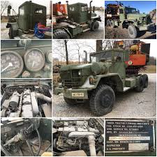 100 Army 5 Ton Truck Equipment For Sale Zeager Bros PA