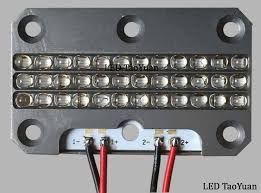 uv leds high power uv leds 365nm 375nm 385nm 395nm uvtaoyuan led