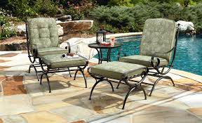Kmart Jaclyn Smith Patio Furniture by Jaclyn Smith Cora 5 Piece Seating Set Outdoor Living Patio