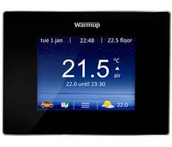 Warm Tiles Thermostat Instructions Manual by Underfloor Heating Thermostats Floor Heating Controls Warmup