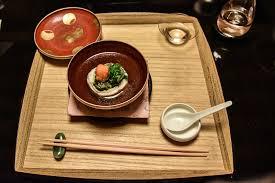 cuisine in three michelin starred kaiseki cuisine at kikunoi kyoto