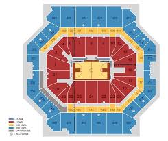 Cavs Floor Box Seats by Barclays Center Detailed Seating Chart Rows Seat Views U0026 More