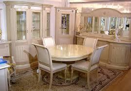 Roma Dining Set Italian Furniture Range Uk Decoration In Table Sets